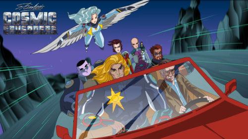 Cosmic Crusaders