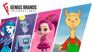 Genius Brands Trailer